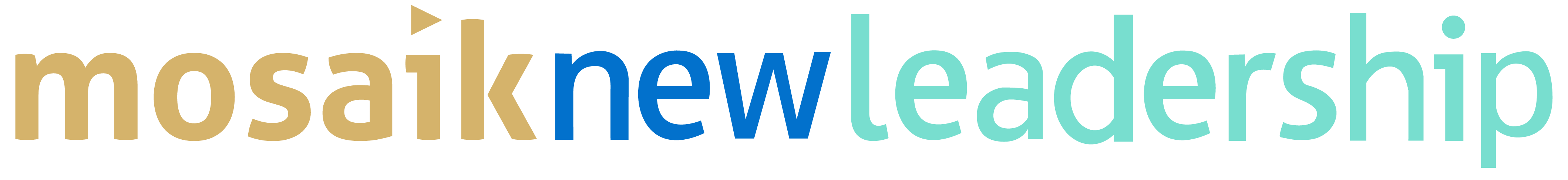mosaik new leadership Logo